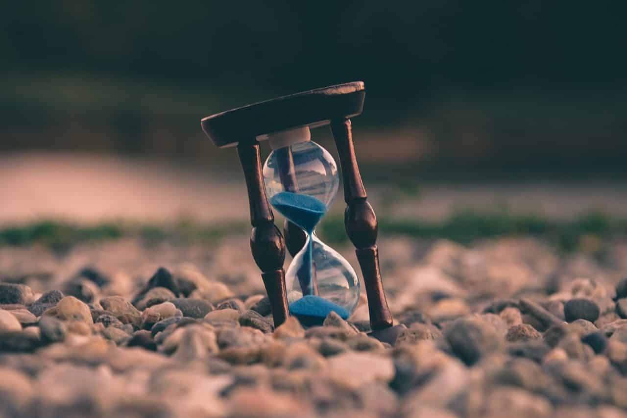 plus le temps de ne rien faire